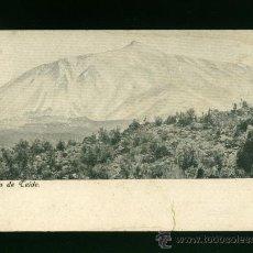 Postales: POSTAL ANTIGUA DE TENERIFE - PICO DEL TEIDE. Lote 17856862