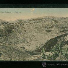 Postales: POSTAL ANTIGUA DE LAS PALMAS - CALDERA. Lote 17856878