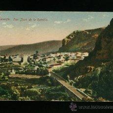 Postales: POSTAL ANTIGUA DE TENERIFE - SAN JUAN DE LA RAMBLA. Lote 17856887