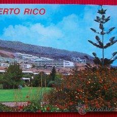 Postales: PUERTO RICO - GRAN CANARIA. Lote 218262096
