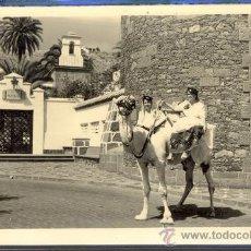 Postales: TARJETA POSTAL DE LA PALMAS DE GRAN CANARIA PUEBLO CANARIO ISLAS CANARIAS. Lote 18733768