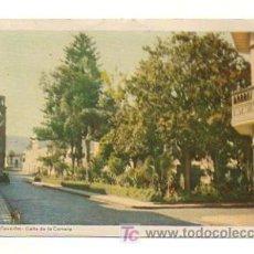 Postales: LA LAGUNA (TENERIFE). CALLE DE LA CARRERA. . Lote 18896471