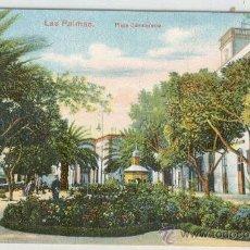 Postales - (PS-16555)POSTAL DE LAS PALMAS-PLAZA DEMOCRACIA - 18980626