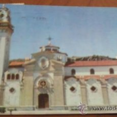 Postales: ANTIGUA POSTAL SANTUARIO DE NTRA. SRA. DE LA CANDELARIA. SANTA CRUZ DE TENERIFE . Lote 19038870