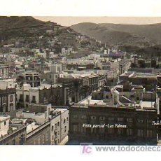 Postales: LAS PALMAS. VISTA PARCIAL. (FOTO BAENA, Nº 33). POSTAL FOTOGRÁFICA. . Lote 19121313