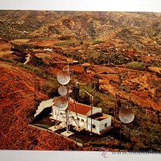 Postales: CANARIAS. ESTACION REPETIDORA PICO OSORIO.. Lote 27085811