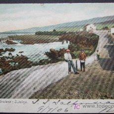 Postales: TENERIFE – PUERTO OROTAVA – S. JELMO. Lote 25013756