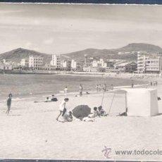 Postales: LAS PALMAS DE GRAN CANARIA.- PLAYA LAS CANTERAS. Lote 19296428
