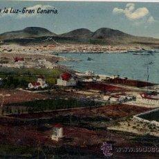 Postales: PUERTO DE LA LUZ-GRAN CANARIA. Lote 19296560