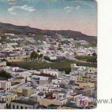 Postales: VISTA PARCIAL DE LAS PALMAS. VEA MUCHAS MAS POSTALES EN RASTRILLOPORTOBELLO. Lote 25827845