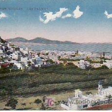 Postales: VISTA RISCO SAN NICOLAS.LAS PALMAS. .COLECCIONISMO Y MAS POSTALES EN RASTRILLOPORTOBELLO. Lote 24474689