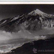 Postales: TENERIFE. CANARIAS.EL TEIDE. FOTOGRAFICA. FOTO BAENA. SIN CIRCULAR.. Lote 19455887