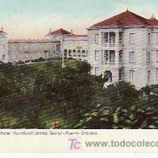 Postales: TENERIFE.PUERTO OROTAVA.GRAND HOTEL HUMBOLDT.MAS POSTALES Y COLECCIONISMO EN RASTRILLOPORTOBELLO. Lote 24587098