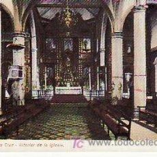Postales: TENERIFE.PUERTO CRUZ.INTERIOR IGLESIA..MAS POSTALES Y COLECCIONISMO EN RASTRILLOPORTOBELLO. Lote 19520193