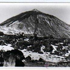 Postales: CANARIAS. TENERIFE. EL TEIDE. FOTO BAENA. SIN CIRCULAR.. Lote 19525746