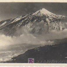 Postales: TEIDE.TENERIFE. FOTO BAENA.COLECCIONISMO EN GENERAL EN RASTRILLOPORTOBELLO.. Lote 27124040