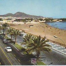 Postales: Nº 95 LAS PALMAS. AV Y PLAYA ALCARAVANERAS. VEA MAS COLECCIONISMO EN RASTRILLOPORTOBELLO. Lote 19707859