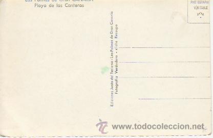 Postales: reverso - Foto 2 - 24521687