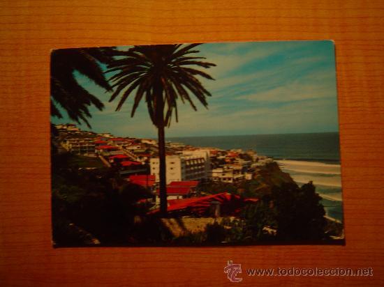 POSTAL BAJAMAR (TENERIFE) VISTA PARCIAL ESCRITA (Postales - España - Canarias Moderna (desde 1940))