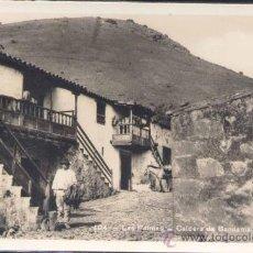 Postales: LAS PALMAS.- CALDERA DE BANDAMA.-EL PUEBLO. Lote 20118860