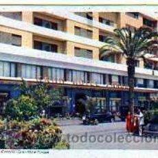 Postales: CANARIAS AÑOS 50. Nº 7. GRAN HOTEL PARQUE. ED DECA. ESCRITA. SIN CIRCULAR.. Lote 20455497