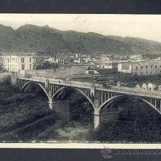 Postales: POSTAL DE SANTA CRUZ DE TENERIFE: PUENTE DE GALCERAN (NUM.49). Lote 20675686