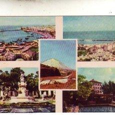 Postales: MOTIVOS DE TENERIFE - TENERIFE. Lote 20717201