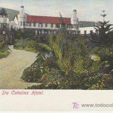 Postales: LAS PALMAS.STA CATALINA HOTEL. MAS POSTALES Y OTROS-COLECCIONISMO EN RASTRILLOPORTOBELLO. Lote 27124045