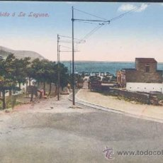 Postcards - TENERIFE.- SUBIDA A LA LAGUNA - 21024775