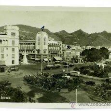 Postales: POSTAL ENTRADA TENERIFE HOTEL OROTAVA FOTO BAENA 1942. Lote 21267086