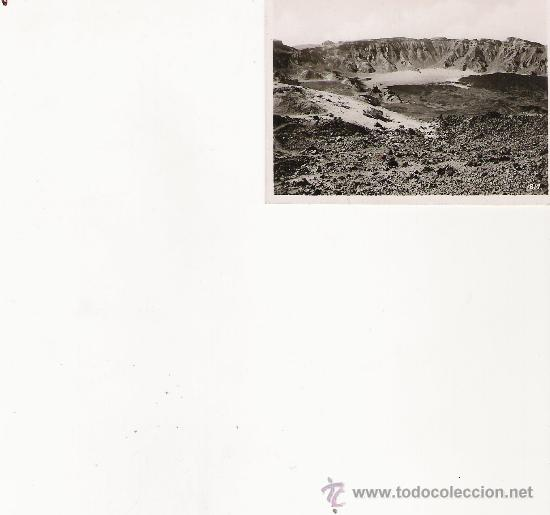 CAÑADAS - 8/7 - FOTO-CENTRAL - STA. CRUZ DE TENERIFE - 9.1 X 7 CM. - (Postales - España - Canarias Antigua (hasta 1939))