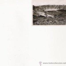 Postales: CAÑADAS - 8/7 - FOTO-CENTRAL - STA. CRUZ DE TENERIFE - 9.1 X 7 CM. -. Lote 21403319