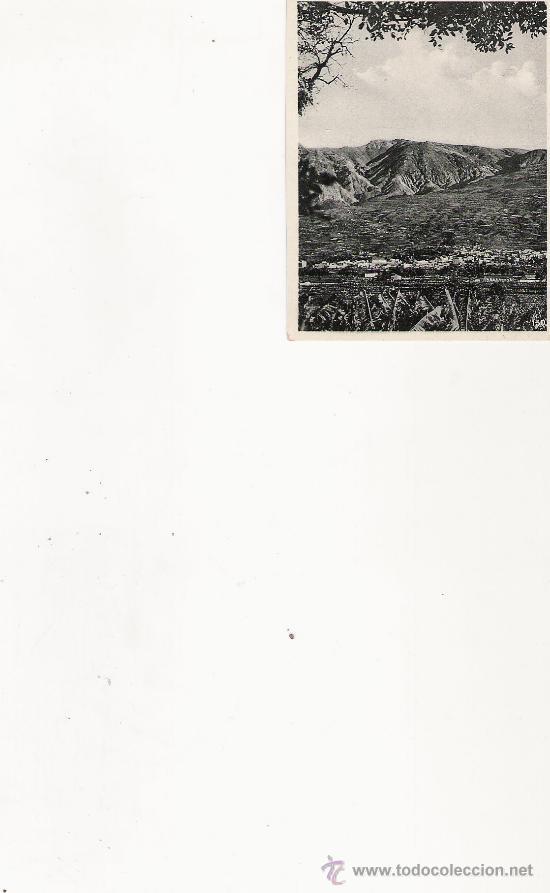 VALLE OROTAVA - 150 - FOTO-CENTRAL - STA. CRUZ DE TENERIFE - 9.1 X 7 CM. - (Postales - España - Canarias Antigua (hasta 1939))