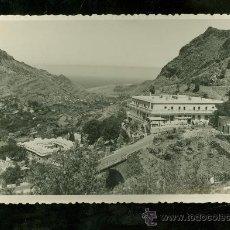 Postales: TARJETA POSTAL DE LAS PALMAS DE GRAN CANARIA. AGAETE. VALLE Y HOTEL GUAYARMINA. Nº 393. . Lote 74294022