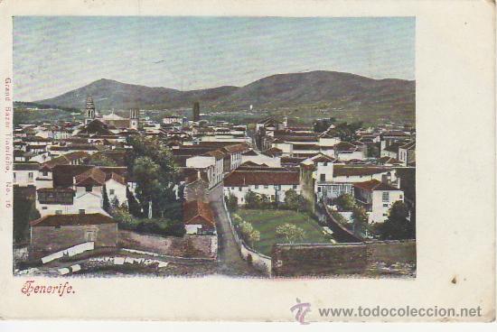 TENERIFE. LA LAGUNA.POSTAL NO DIVIDIDA.VEA MAS COLECCIONISMO EN RASTRILLO PORTOBELLO (Postales - España - Canarias Antigua (hasta 1939))