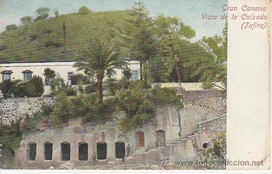 TAFIRA.POSTAL NO DIVIDIDA.MIRE MAS POSTALES Y COLECCIONISMO EN GENERAL EN RASTRILLOPORTOBELLO (Postales - España - Canarias Antigua (hasta 1939))