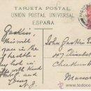 Postales: TENERIFE.CATEDRAL DE STA CRUZ.PAQUEBOT.MIRE MAS POSTALES EN RASTRILLOPORTOBELLO. Lote 23433948