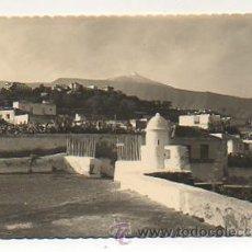 Postales: PUERTO DE LA CRUZ (TENERIFE). EL TEIDE DESDE SAN TELMO. (ED. LUJO). Lote 22662462