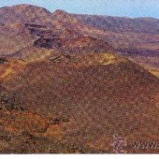 Postales: POSTAL PANORAMICA DE 23X10.5 DE LA ISLA DE LOS VOLCANES - PAISAJE LUNAR - LANZAROTE. Lote 25398889