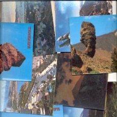 Postales: LOTE 7 POSTALES TENERIFE. Lote 22789996