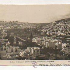 Postales: LAS PALMAS DE GRAN CANARIA. BARRANCO GUINIGUADA. (ED. ARRIBAS). Lote 22812207
