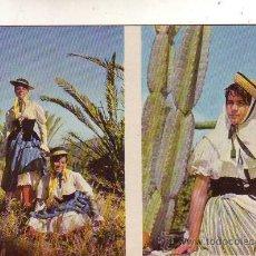 Postales: TENERIFE - MOTIVOS TIPICOS.. Lote 22855568