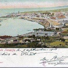 Postales: TARJETA POSTAL SANTA CRUZ DE TENERIFE. NOBREGA`S ENGLISH BAZAR.. Lote 23055440