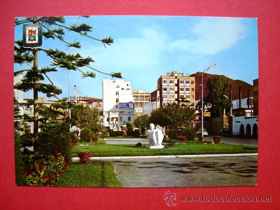 POSTAL - ENTRADA PRINCIPAL AL PUERTO - LAS PALMAS DE GRAN CANARIA (Postales - España - Canarias Moderna (desde 1940))