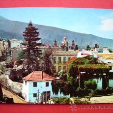 Postales: POSTAL DE LA OROTAVA - TENERIFE - CANARIAS - VISTA PARCIAL. Lote 23311447