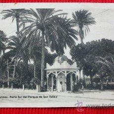 Cartoline: PARQUE DE SAN TELMO - LAS PALMAS. Lote 23822860
