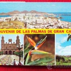 Cartes Postales: LAS PALMAS DE GRAN CANARIA. Lote 23849381