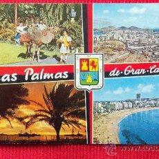 Cartes Postales: LAS PALMAS DE GRAN CANARIA. Lote 23849875