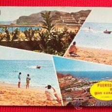 Postales: PUERTO RICO - GRAN CANARIA. Lote 218262190