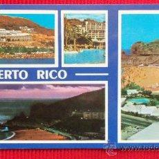 Postales: PUERTO RICO - GRAN CANARIA. Lote 218262203